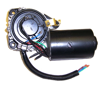 3 speed windshield wiper motor