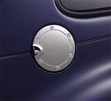 PT Cruiser Fuel Filler Door