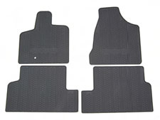 Dodge Durango Slush mats