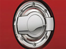 Dodge Ram Fuel Filler Door