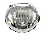 Jeep Liberty Fog Light