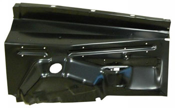 A Body Full Innder fender panel