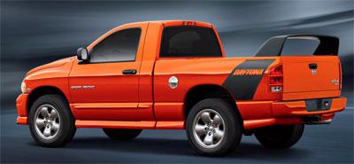 Dodge Truck Daytona Stripe