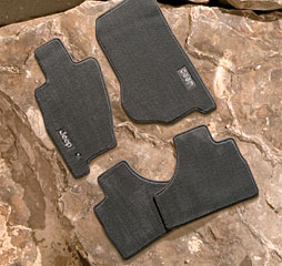 Charming Jeep Liberty Carpeted Floor Mats