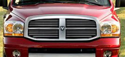 2008 Dodge ram Pickup Chrome grille