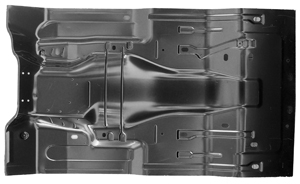 Dodge Ram Center Floor Pan