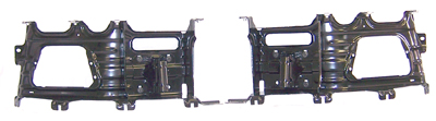 Dodge Ram Front Bumper Bracket Kit