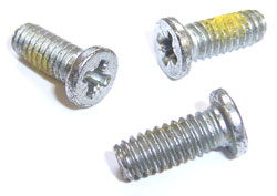 Door Mechanism Attaching Bolts