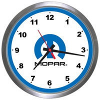 mopar clocks