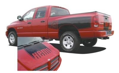 P on 1994 Dodge Dakota White