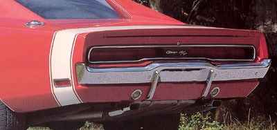 Charger Rear Stripe