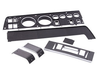Dodge & Plymouth Dash Instrument Bezel Kit