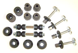 Front Suspension Bushing Package
