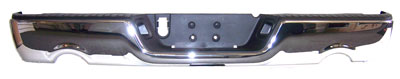 Dodge Ram Rear Bumper