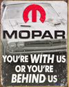 Mopar Clothing and Merchandise