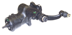 Power Steering Box with Pitman Arm