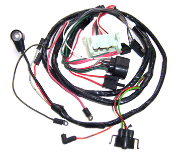 truck engine wiring harness dodge truck parts mopar parts jim's auto parts 1985 dodge d150 wiring diagram at webbmarketing.co